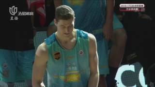 CBA  ALL STAR 3-points contest final(JIMMER FREDETTE championship)