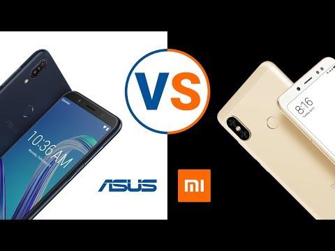 Xiaomi Redmi Note 5 или ASUS Zenfone Max Pro M1: обзор-сравнение