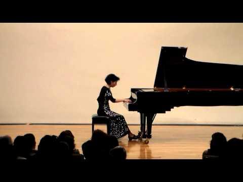 Gaspard de la Nuit: Ondine - Leticia Gómez-Tagle