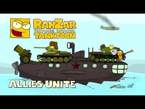 Tanktoon Allies Unite RanZar