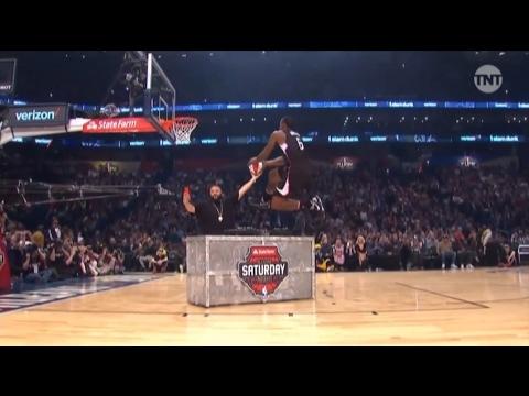 DeAndre Jordan - 2017 NBA Slam Dunk Contest