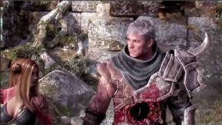 Knights Contract - PS3 / X360 -  Gamescom 2010 Trailer
