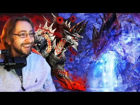 New Monsters Are AWESOME! Safi'Jivva & Stygian Zinogre Release (Monster Hunter World Iceborne)