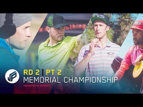 2017 Memorial Championship | Rd 2, Pt2 | Wysocki, Brathwaite, Nybo, Stoor