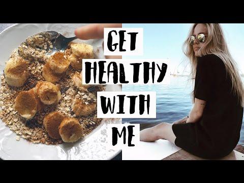 Get Healthy with Me - Organizing Life | Cornelia