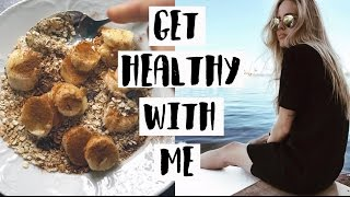 Get Healthy with Me - Organizing Life | Cornelia