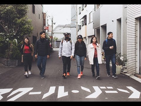 Short-Films Kyoto with friends