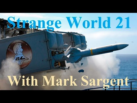US Navy Missile Instructor confirms FLAT EARTH - SW21 - Mark Sargent ✅