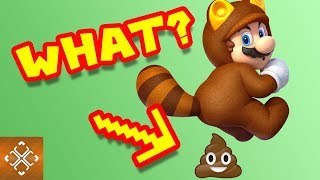 10 SUPER WEIRD Super Mario Power Ups That ACTUALLY EXIST