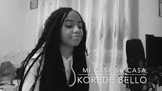KOREDE BELLO | MI CASA SU CASA COVER