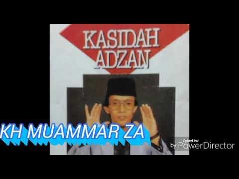 H Muammar ZA - Adzan Subuh Di Radio Th.90-an & LIVE di Cannel Indosiar Th.2011