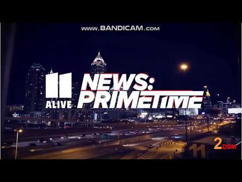 WATL: 11 ALIVE NEWS PRIMETIME ON THE ATL OPEN (03-30-2020)