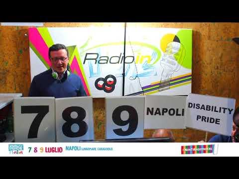 SPOT DISABILITY PRIDE 2017 - L'ALTROPARLANTE - MAURO FASO - RADIO IN