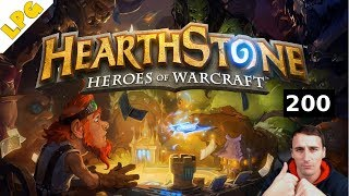 Hearthstone deutsch Lets Play★200★ 200 Folgen Hype & Kartenchaos [Free2Play]