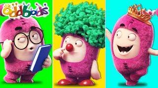 Oddbods | Play DRESS UP | Funny Cartoons For Children