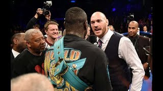 TYSON FURY VS DEONTAY WILDER : THE FIGHT THAT SHOULD BE IN 2019!!