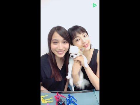 広瀬すず LINE LIVE VOL.19 with 広瀬アリス