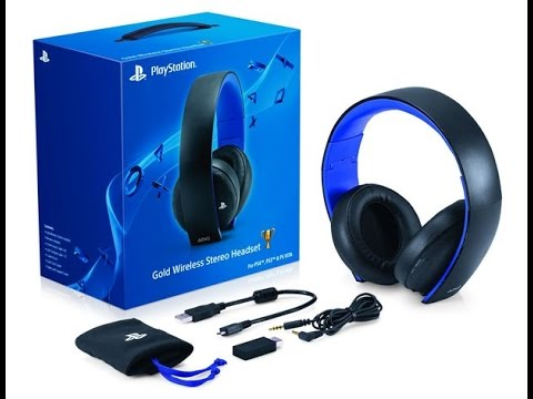 test casque ps4 wireless stereo headset 2 0 fr hd youtube. Black Bedroom Furniture Sets. Home Design Ideas