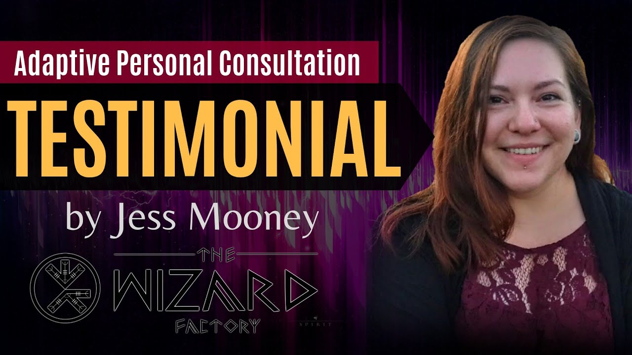 Adaptive Personal Consultation Testimonial - by Jess Mooney- BOOK YOUR CONSULTATION TODAY!