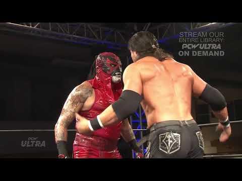 Match of the Week 1: Penta El Zero M vs. Johnny ULTRA
