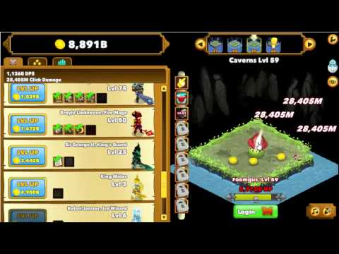 clicker heroes guide ios