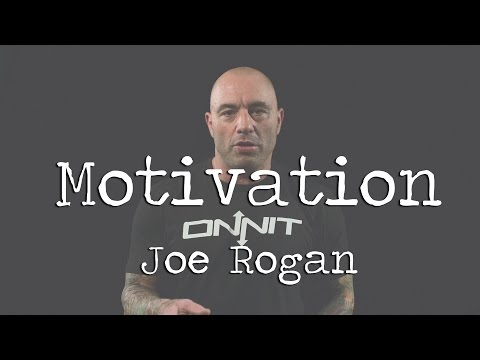 Joe Rogan Motivation Rethink your life!