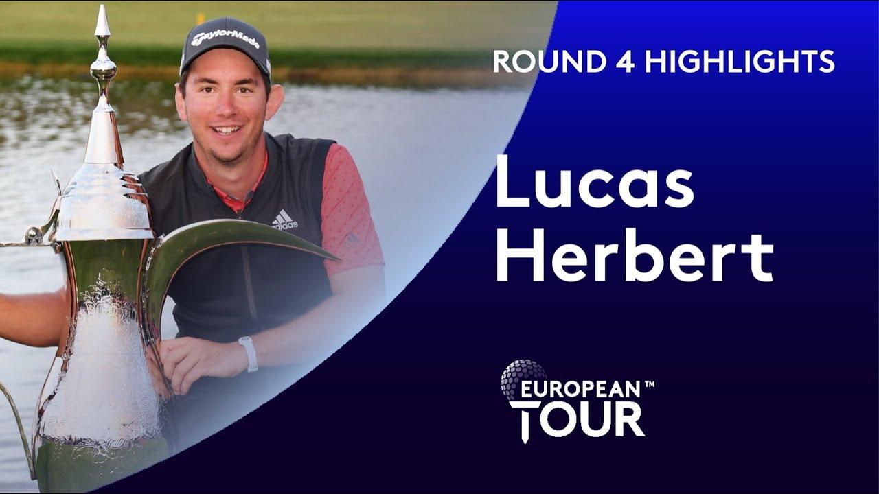 Australian Lucas Herbert wins play-off on Australia Day! | Round 4 Highlights | Dubai Desert Classic