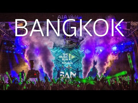 BANGKOK 2017 | The Music Run™ By AIA Vitality