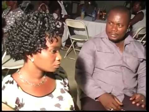 Ghana Dynamic International Club.Annual Party, Kumasi, 2009 part 1