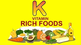 Top 10 Vitamin K Rich Foods | Top10 DotCom