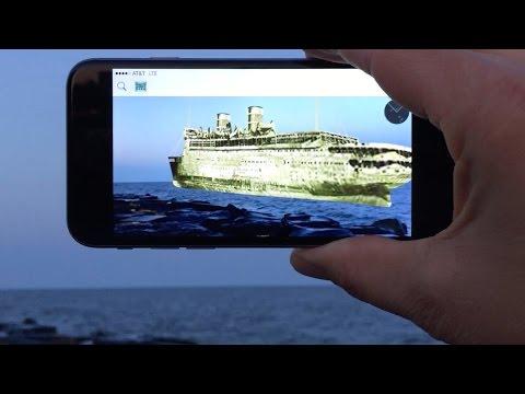 Augmented Asbury Park - AR Geo Channel