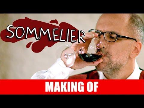 Sommelier – Making Of