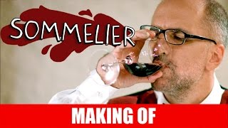 Vídeo - Sommelier – Making Of