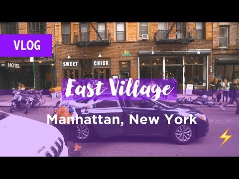 3 Days in New York: Nightlife, East Village, Washington Square Park | Travel