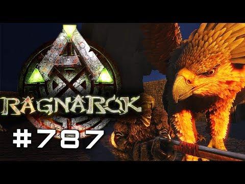 ARK #787 RAGNAROK SUPER GRIFFIN ARK Deutsch / German / Gameplay