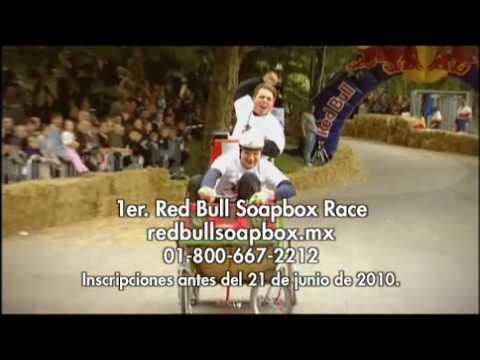 1er Red Bull Soapbox Race México 2010