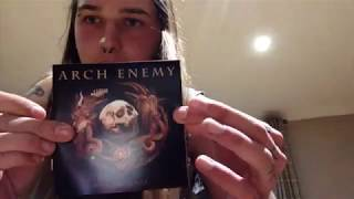Episode 19: 3 New Album Reviews (Arch Enemy, Belphegor and Ensiferum)