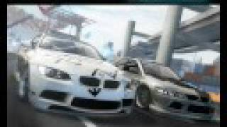 ProStreet Soundtrax Airbourne - Blackjack [All cars video]
