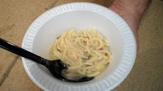 Review: Mre Chicken Tetrazzini From Ameriqual