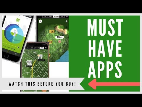 ✅ 7 TOP GOLF APPS FOR ANDROID & IPHONE