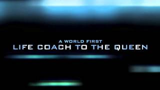 Life coach to the Queen - LIVE!