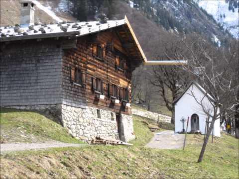Uff d' Alpa doma - Jodel Lied - Jodler - Allgäu - Volksmusik - steirische Harmonika