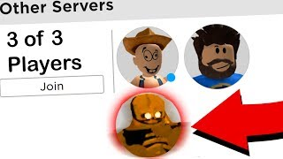 Something unexplainable followed us in Roblox...