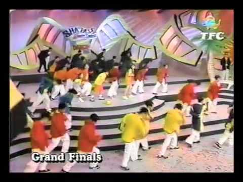 Sha La La Dance Contest Finals on TFC