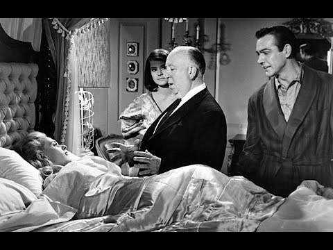 Sean Connery talks about Alfred Hitchcock & MARNIE 1964