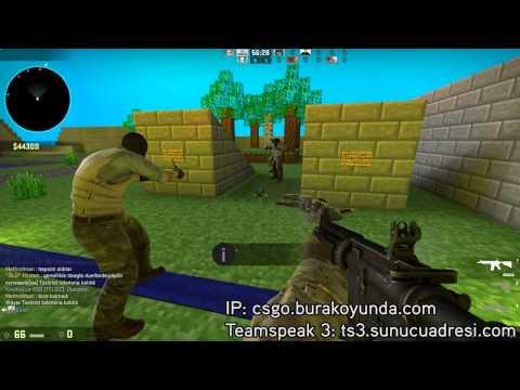 CS:GO Sunucumuz Açıldı ! IP:csgo.burakoyunda.com