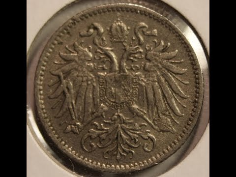 Old Coins Of AUSTRIA In HD