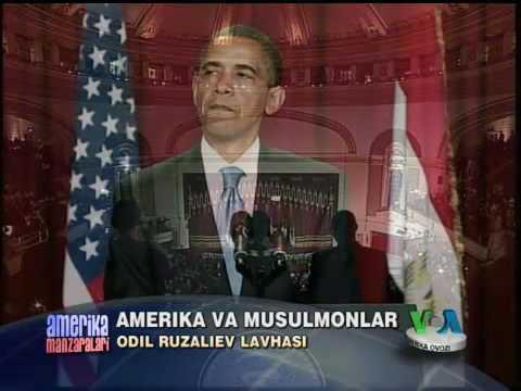 Amerika Ovozi TV : Obama va musulmonlar