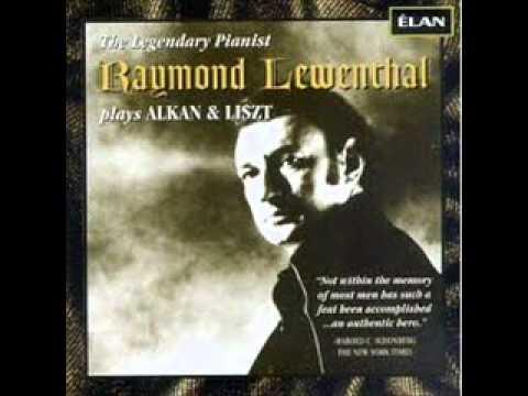 "Raymond Lewenthal plays Alkan ""Le Festin d'Esope"""