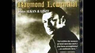 "Raymond Lewenthal plays Alkan ""Le Festin d"